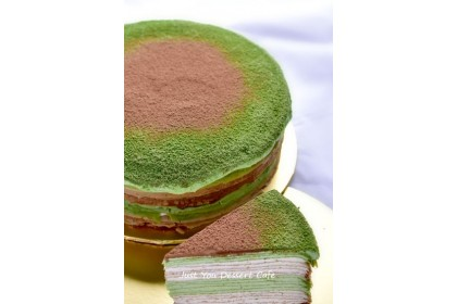 Mille Crepe 10 Slice Special
